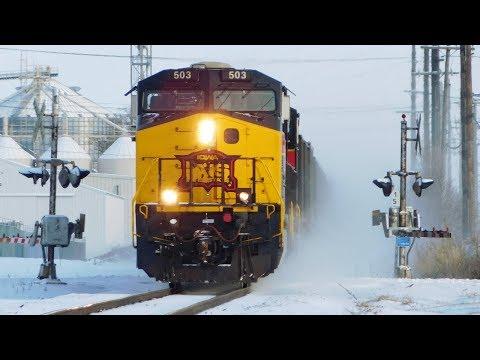 IAIS 503 West Dashing Through the Snow! - Geneseo, IL