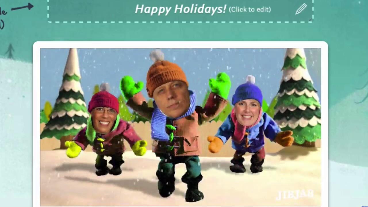 JibJab Christmas Decorating - YouTube