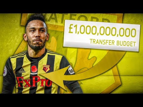 1,000,000,000 Watford Takeover Challenge! FIFA 20 Career Mode