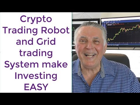 Grid System Trading makes Crypto Currency investing easy. Warning: - If you snooze you will loose