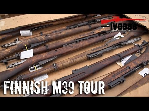 Classic Firearms Finnish M39 Tour