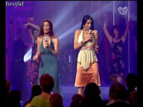 Azucar Moreno - Clavame (Live At TVG 2006)