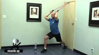 Resistance tube exercises