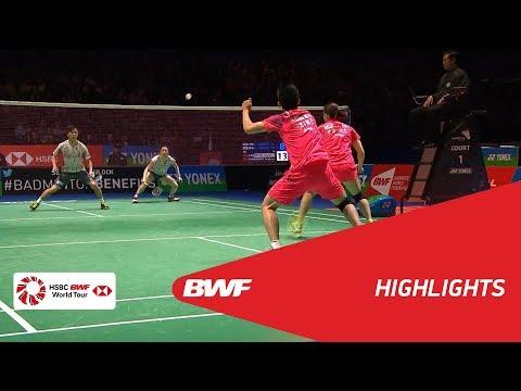 YONEX All England Open 2018 | Badminton XD - F - Highlights | BWF 2018
