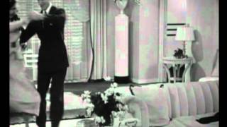 Fred Astaire & Ginger Rogers - The Gay Divorcee ending montage, 1934
