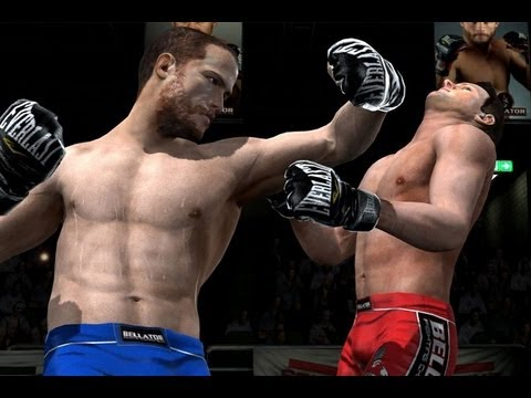 CGRundertow BELLATOR: MMA ONSLAUGHT for PlayStation 3 Video Game Review