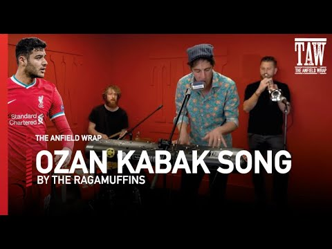 Ozan Kabak Song   Liverpool FC chant by The Ragamuffins