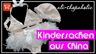AliExpress HAUL #101 | Kleidung für Kinder aus China ⭐️ali-shopaholic⭐
