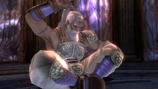 GAME RAGE | Soul Calibur V: Conquering Legendary Souls (Edge Master Stage)