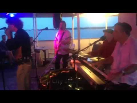 Piccolo Spoleto blues cruise 2014