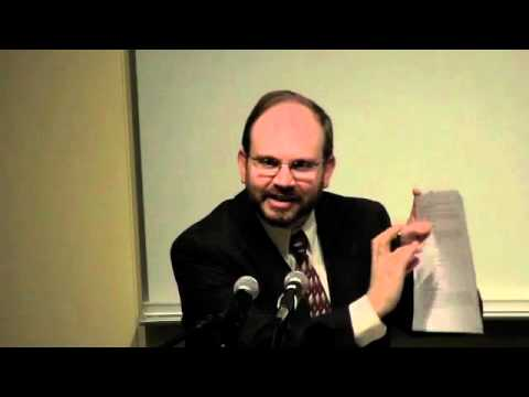 Lecture: Ministry in Union with Christ, Todd Billings, Feb. 25 2011