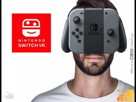 Realidad virtual en nintendo switch!!! Por fin!!!