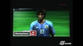 World Soccer Winning Eleven 9 PlayStation 2 Trailer - PS