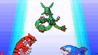 ポケットモンスター エメラルド Part 36 レックウザ降臨+ルネジム 通常プレイ (Pokémon Emerald) thumbnail