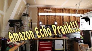 Amazon Echo Prank (Simon Says)