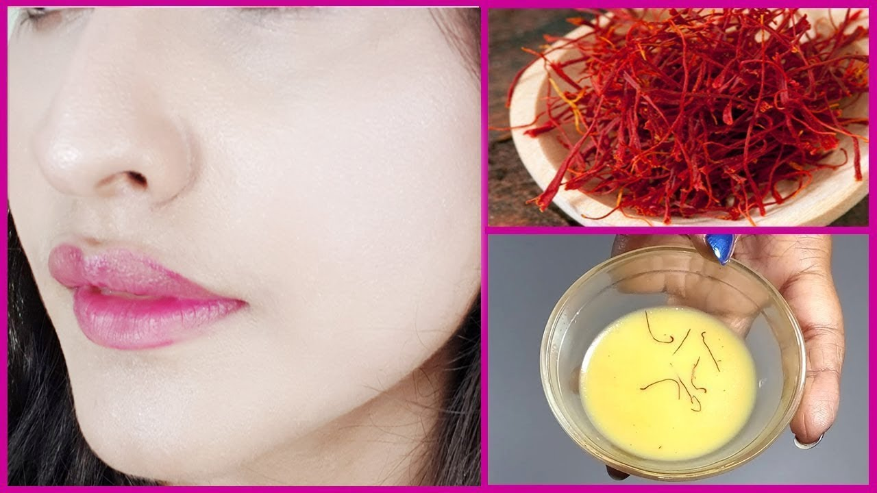 Skin Whitening with Saffron  Get Fair Skin in 11 Days 11% WORKS