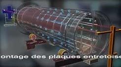 AREVA   Visite de l'usine de Chalon Saint Marcel