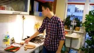 Яичница по-американски. Рецепт вкусных жареных яиц с беконом