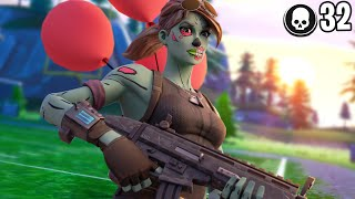 32 kill (Solo Vs Squad) |They Can't Stop This Ghoul Trooper