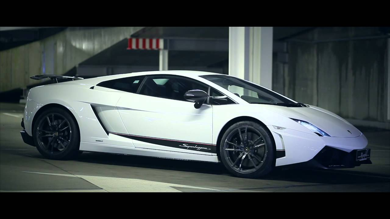 Lamborghini Gallardo Lp570 4 Superleggera For Sale Commercial Video