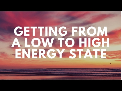 How to get from a low to high energy state | Integrate Yourself (Podcast)