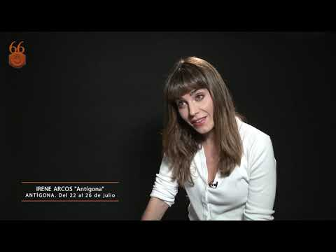 Irene Arcos es Antígona