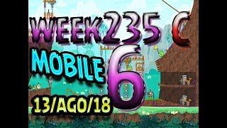 Angry Birds Friends Tournament Level 6 Week 325-C  MOBILE Highscore POWER-UP walkthrough