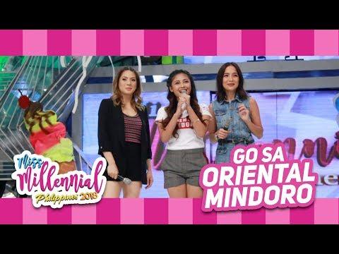 Miss Millennial Oriental Mindoro 2018 | September 29, 2018