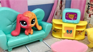 Minişler Anaokulunda 1.Bölüm    Minişler Cupcake Tv LPS Littlest Pet Shop