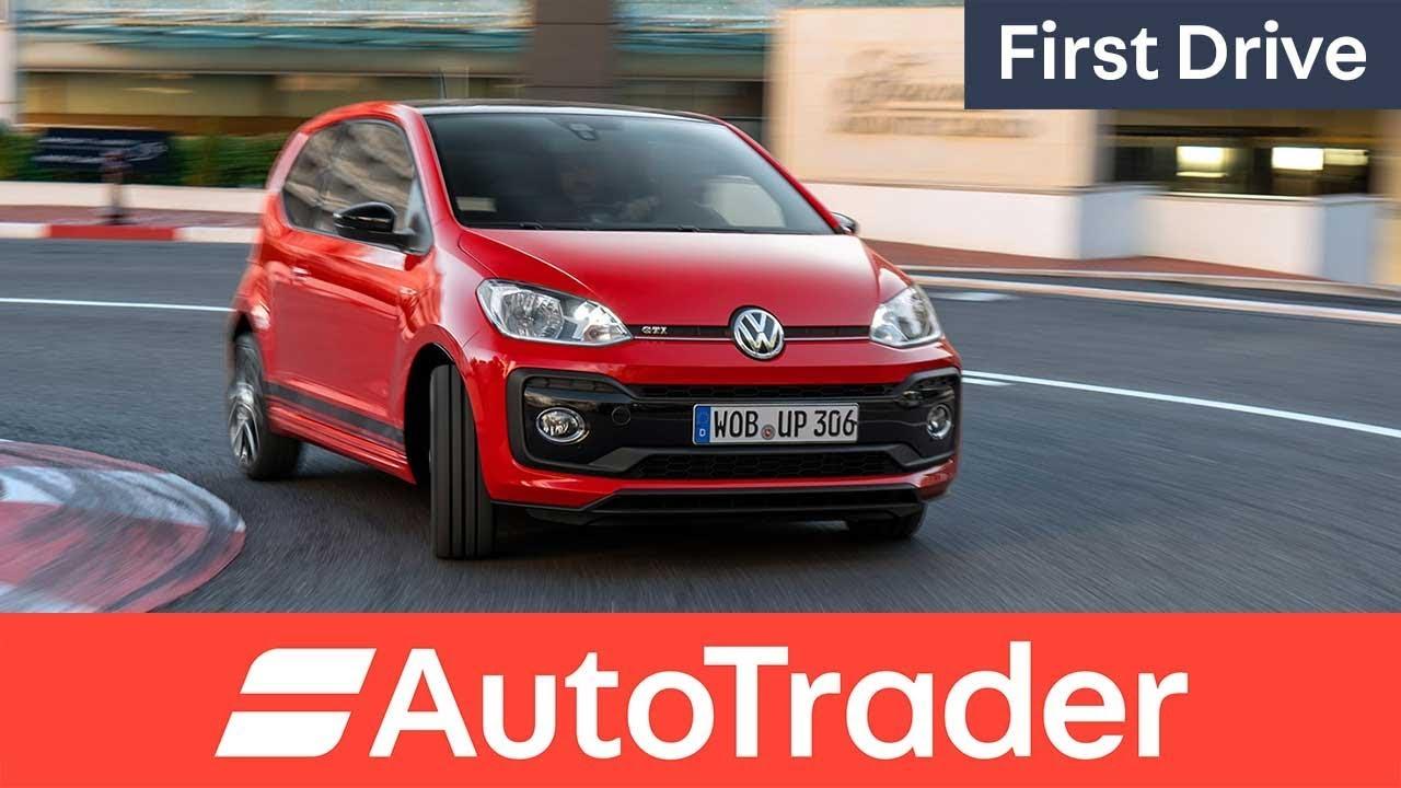 2018 Volkswagen Up GTI first drive review - Dauer: 4 Minuten, 2 Sekunden