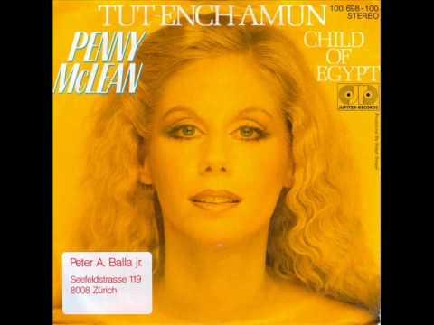 Penny McLean - Tut-Ench-Amun - 1979