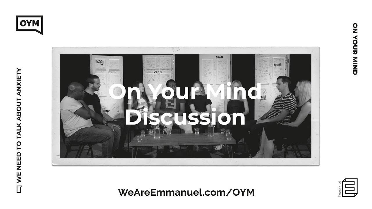 On Your Mind discussion Cover Image