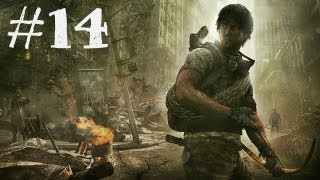 I Am Alive - Gameplay Walkthrough - Part 14 - Lonely Hero (Xbox 360/PS3) [HD]