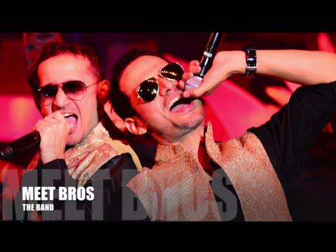 Meet Bros - The Band (Live Shows)