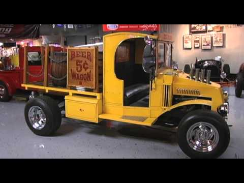 1927 Mack Truck Beer Wagon - YouTube