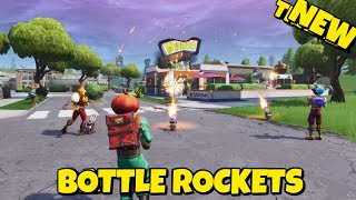 New BOTTLE ROCKETS Official Trailer in Fortnite