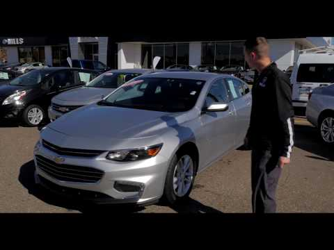 2016 Chevrolet Malibu 4dr Sdn LT w1LT  2A170170