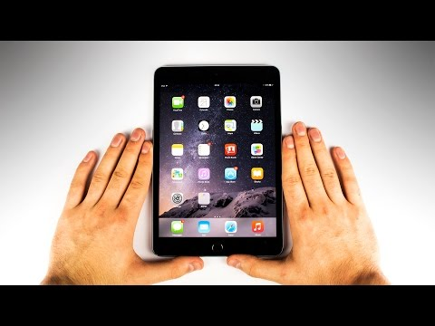 iPad Mini 3: REVIEW!