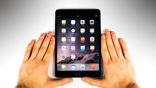 iPad Mini 3: REVIEW!
