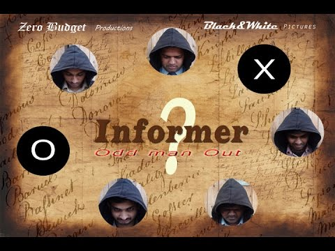 Informer (உளவாளி) Tamil thriller short film (with Eng sub)