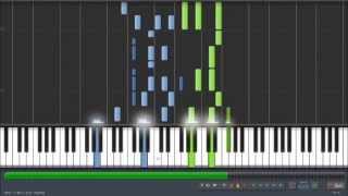 Repeat youtube video Sword Art Online (ソードアートオンライン) - Luminous Sword (Piano Synthesia)