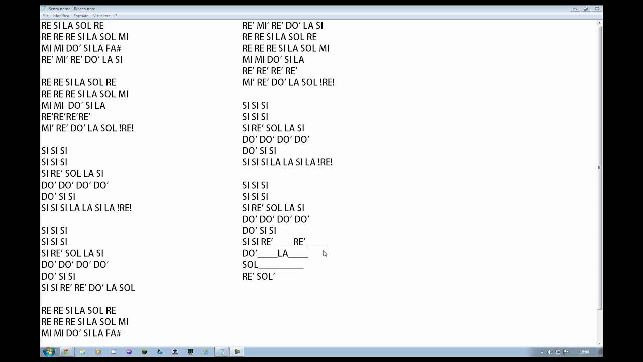 abbastanza Jingle Bells suonato con il Flauto Dolce - YouTube PV65