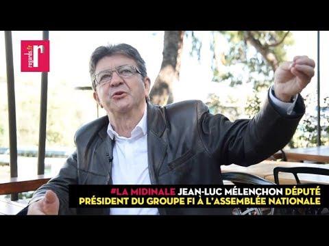 J-L. Mélenchon : « Il ne peut pas être question de faire une liste avec Syriza et Tsipras. »