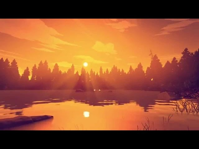 Firewatch - Trailer E3 2015