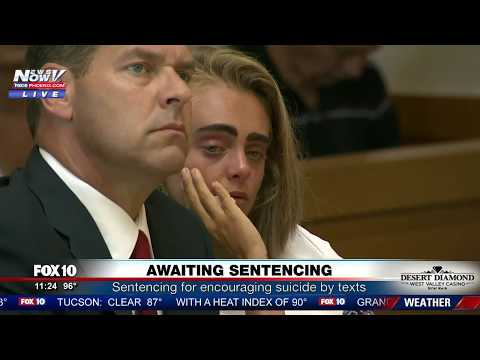 FULL: Michelle Carter Gets 15 Months In Jail For Urging Boyfriend To Commit Suicide Over Text