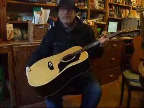 sold for sale vintage japanese goya g330 by martin acoustic guitar beautiful and it sings. Black Bedroom Furniture Sets. Home Design Ideas