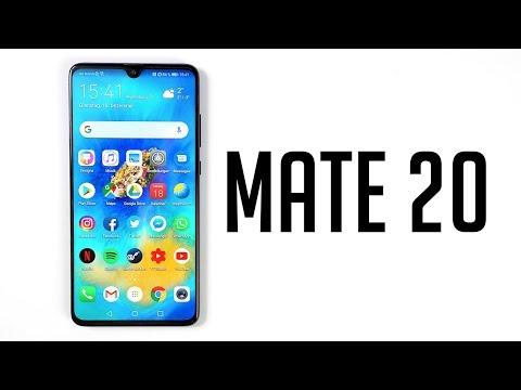 Review: Huawei Mate 20 (Deutsch) | SwagTab