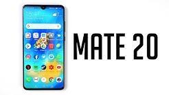 Review: Huawei Mate 20 (Deutsch)   SwagTab