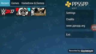 Metal Gear Solid Peace Walker PPSSPP best settings Android