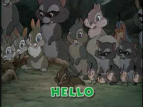 01 Hello: Saludos - Magic English - Latino